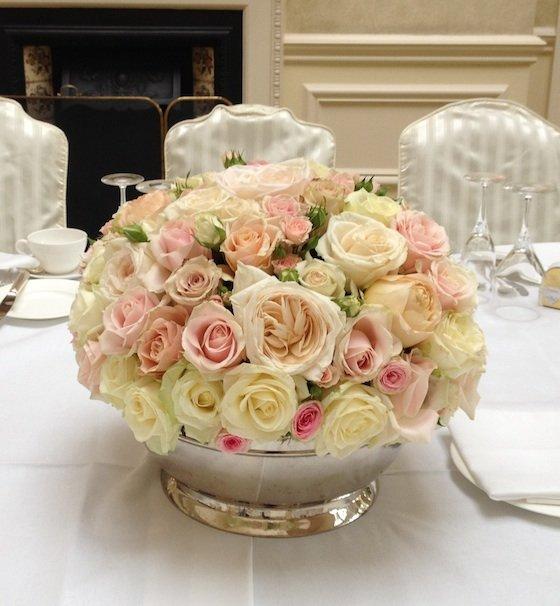rose dome bowl